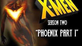 """X-Men: Season Two - Episode 5 """"Phoenix"""" Part 1"""