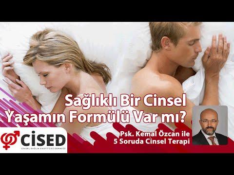 Sağlıklı Bir Cinsel Yaşamın Formülü Var mı? - 5 Soruda Cinsel Terapi