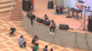 Jan O Baby by salman in IUB ( Independent University Bangladesh) Carnival SPS By Daraz.....