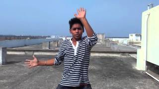 MIRROR EFFECT dance tutorial  ..by pradeep kumar chindra