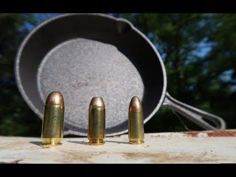 Xxx Mp4 9mm Vs 40 Cal Vs 45 ACP Cast Iron Skillets 3gp Sex