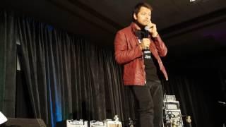 SFCON 2016: Misha Saturday panel (FULL HD) via @CandiceAKF