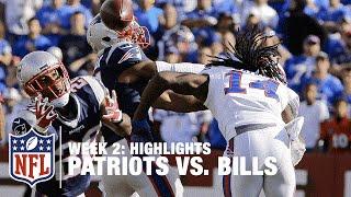 Patriots vs. Bills | Week 2 Highlights | NFL