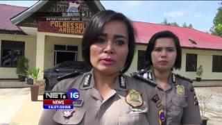 Sosok Bripka Dewi Suryani Ke Medan Perang Menjaga Perdamaian - NET16