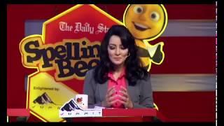 Spelling Bee Season 4, Grand Finale