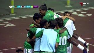 هدف مباراة بنغلاديش 1-0 قطر | دورة الألعاب الآسيوية 2018