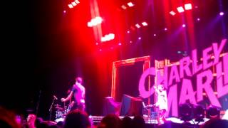 Charley Marley Bad Things With Jamaicans Live 03102015