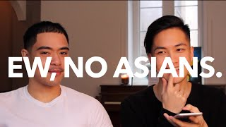 NOT INTO ASIANS