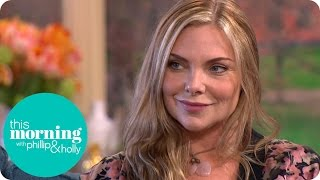 Samantha Womack Talks Life After EastEnders and Becoming Morticia Addams | This Morning