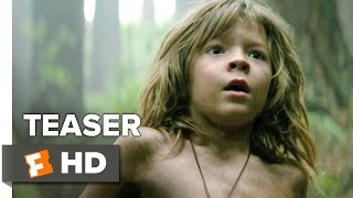 Pete's Dragon Official Teaser Trailer #1 (2016) - Bryce Dallas Howard Movie HD