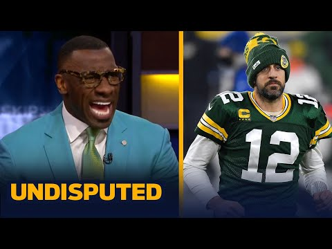 Packers have to make the decision between Aaron Rodgers or GM Brian Gutekunst NFL UNDISPUTED