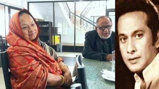নায়করাজ রাজ্জাক ও তার স্ত্রীর ভালোবাসার শক্তি ! Latest hit bangla news !