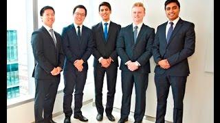 2016 CFA Institute Research Challenge - Toronto/Ottawa Local Level