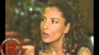 Lorena Rojas en Noticiero Telemundo (EL Cuerpo del deseo)