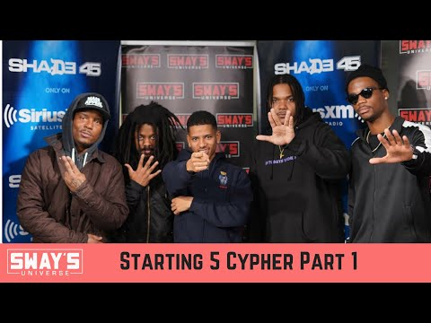 Mass Appeal's Starting 5 Freestyles The 5 Fingers of Death In The Friday Fire Cypher
