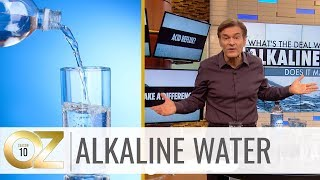 Does Alkaline Water Actually Improve Your Health?