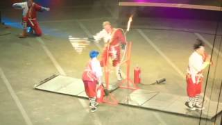 Ringling Bros. Presents Dragons - Clown Alley