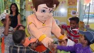 Chhota Bheeem Celebrating Birthday with Kids