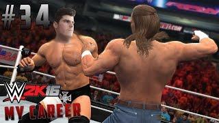 WWE 2K16 MY CAREER | ЕПИЗОД 34 | Тайсън Хлапето