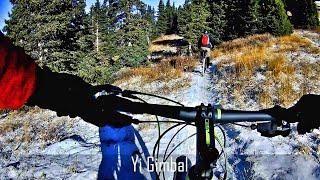 Does the Yi Gimbal Work for Mountain Biking?