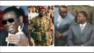 Ernest, Kpatcha et Faure: ils ont juré à leur père Eyadéma confisquer éternellement le pouvoir