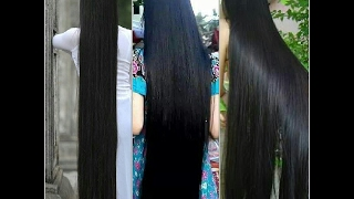 Fastest Hair Growth Method | Grow Hair Quickly up to 1.5 Inches In 7 Days. DIY Beauty Miracles