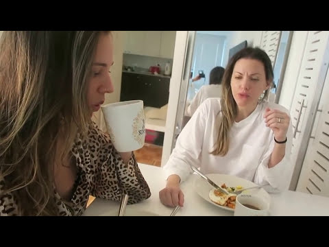 OUR  MORNING ROUTINE           married couple