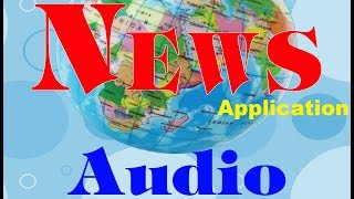 Us World News Audio - Link download in Description