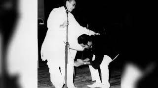 Kishore Kumar in his own voice remembering S D Burman - Rare Audio clip with Rare pics