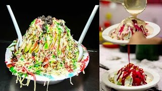 India's No. 1 Ice Gola | DRY FRUIT RICH MALAI GOLA | SHAVED ICE DESSERT