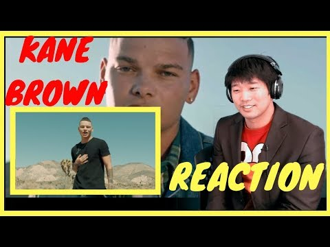 Kane Brown - Lose It Reaction