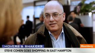 SAC's Steve Cohen Goes Shopping in East Hampton