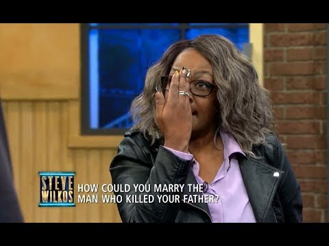 Xxx Mp4 I Hope This Brings Peace To Your Family The Steve Wilkos Show 3gp Sex