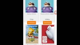 Best website to download  animated movies and movi
