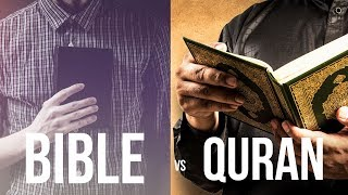 The Prophets in the Bible vs The Qur'an  (Thought-Provoking)