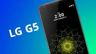 LG G5: o