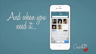CrabIt - The App for finding that picture you took