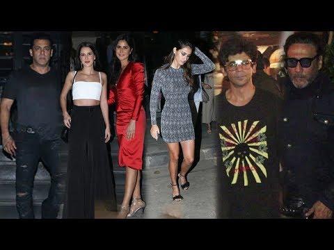 Xxx Mp4 Salman Khan Katrina Kaif Disha Patani Jackie Shroff Celebs Celebrate Ali Abbas Zafar S Birthday 3gp Sex