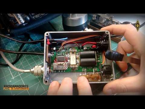 PU2SRZ - Review Amplificador Linear HF - Parte 2