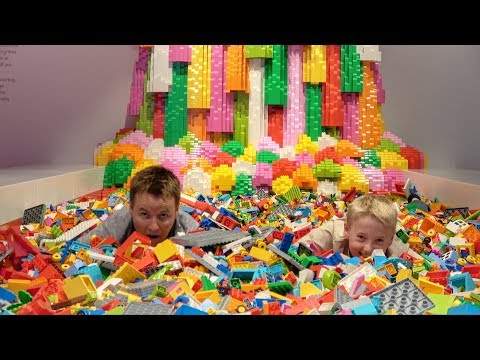 What's inside The LEGO House?