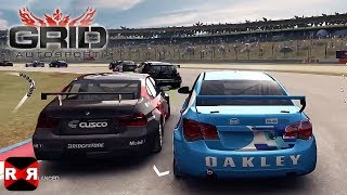 GRID Autosport - Career Mode TOURING Season - TRUE HD Graphics iOS / Android Gameplay