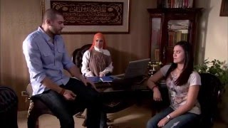 """مسلسل نونة المأذونة - مشهد مؤثر لـ عمرو يوسف والفنانة ريم هلال """" بتمنالك السعادة مع غيري """""""