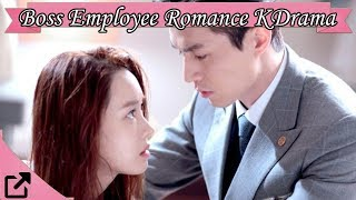 Top Boss Employee Romance Korean Drama 2018