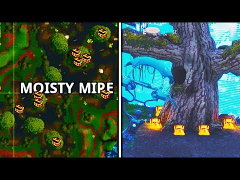 Xxx Mp4 Fortnite Search Chests In Moisty Mire Week 5 Challenge Guide Battle Royale Chest Locations 3gp Sex