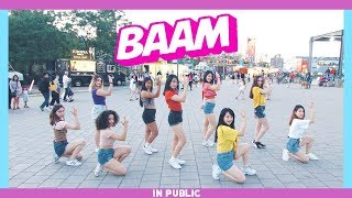 [1theK Dance Cover Contest] [KPOP IN PUBLIC MONTREAL] MOMOLAND(모모랜드) - BAAM | Dance Cover by 2KSQUAD