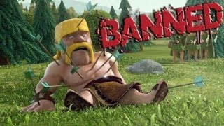 Why clash of clans is banned in these countries 😶😶