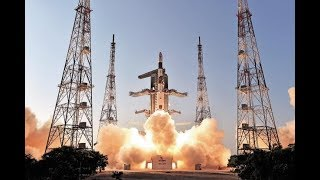 LIFT OFF | On board camera view |GSLV F-09/GSAT -9 Mission| Stage separations| ISRO |