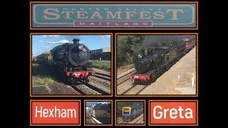 SOV192: Hunter Valley Steamfest 2017 Part Nine