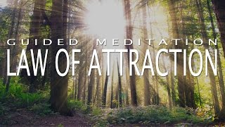 Guided Meditation for Deep Positivity - Law of Attraction - Self Hypnosis