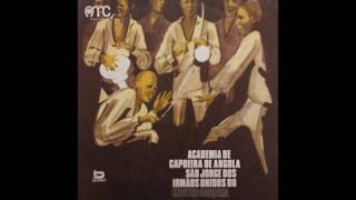 Academia de Capoeira de Angola São Jorge dos Irmãos Unidos do Mestre Caiçara (1973) [vinyl]